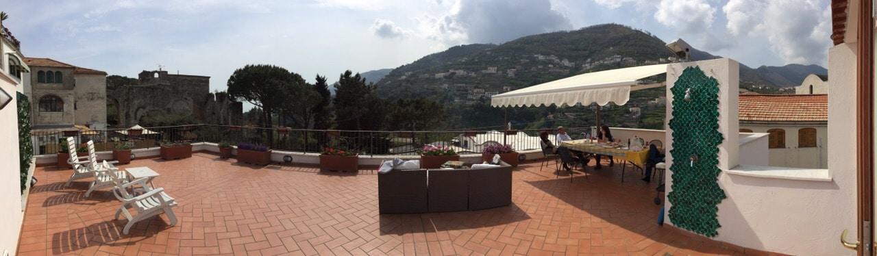 AnticaPorta.com - Terrace Ravello B&B Amalfi Coast